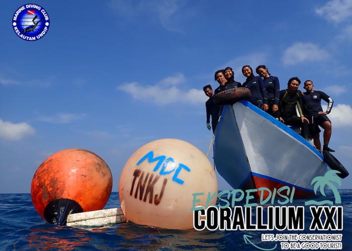 Ekspedisi Corallium XXI: Pulau Menyawakan